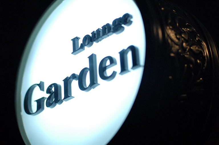 Garden -ガーデン-店内の様子