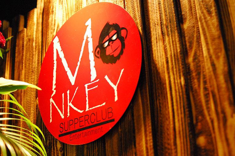 MONKEY -モンキー-店内の様子