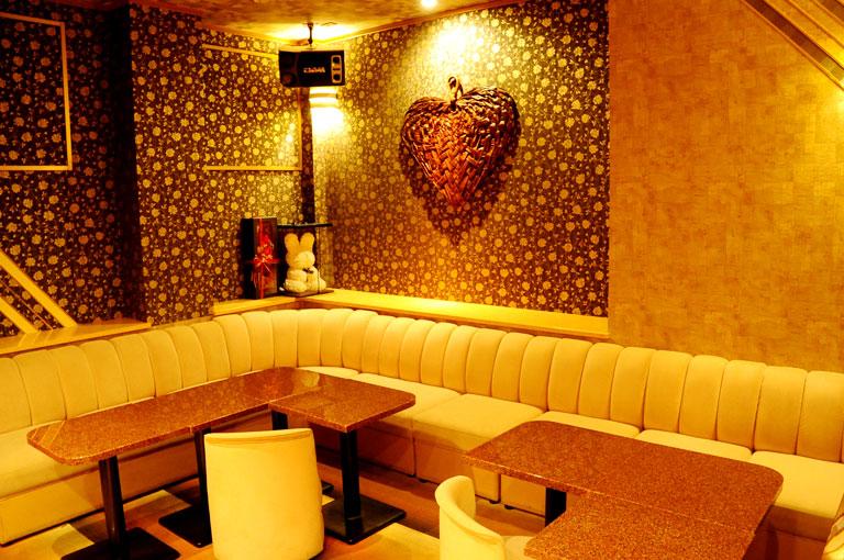 Lounge-瑞〜mizu〜店内の様子